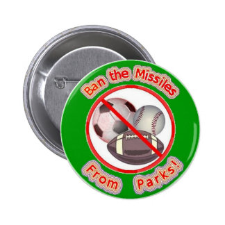 Ban the Missiles from Parks Button