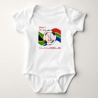 Ban the Vuvuzela 2010 World Cup Soccer Tshirt