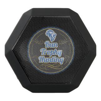 Ban Trophy Hunting Black Bluetooth Speaker