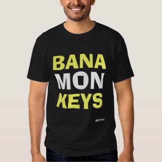BANA-MON-KEYS T-Shirt