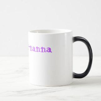 banana[1], Bad-nanna Morphing Mug