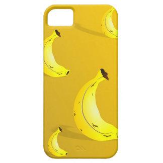 Banana Background iPhone SE/5/5s Case