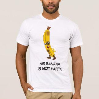 Banana: Bad Fruit Gang with Customizable Slogan T-Shirt
