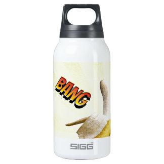 Banana BANG comic pop art SIGG Thermo 0.3L Insulated Bottle