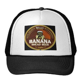 Banana Beer Mesh Hats