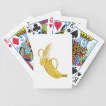 Banana Bicycle Playing Cards