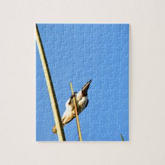 BANANA BIRD RURAL QUEENSLAND AUSTRALIA JIGSAW PUZZLE