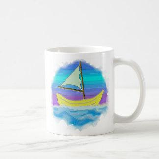 banana boat coffee mug