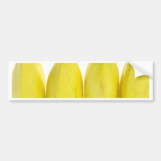 Banana Bumper Sticker