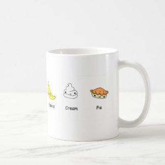 Banana Cream Pie Friends Coffee Mug