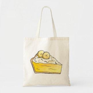 Banana Cream Pie Tote Bag