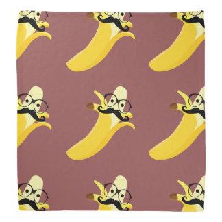 Banana-danda-stache Bandana