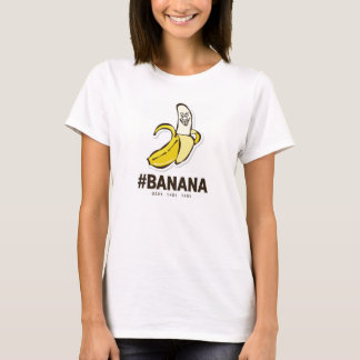 Banana (dark chocolate) *Women Shirt