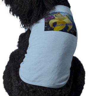 banana   - doge - shibe - space - wow doge tee