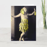 Banana Dress Card