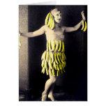 Banana Dress Card