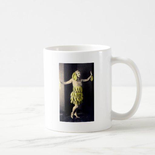 Banana Dress Coffee Mug