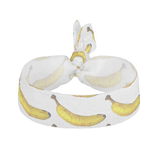 Banana Elastic Hair Tie