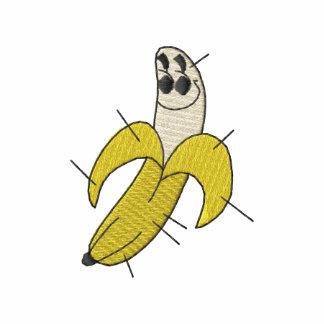 Banana Embroidered Shirt