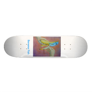 Banana Fish Skateboard Deck