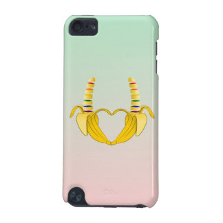 Banana Gay Pride Freedom Heart iPod Touch (5th Generation) Covers