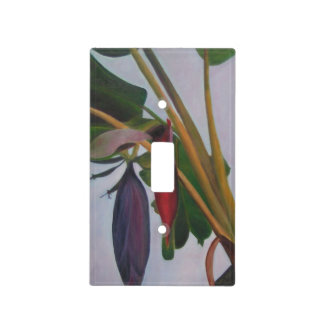 BANANA INFLORESCENCE II Light Switch Cover