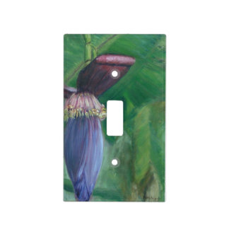 BANANA INFLORESCENCE Light Switch Cover