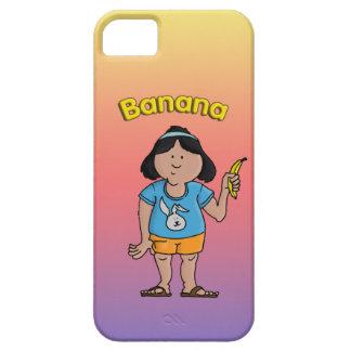 Banana iPhone SE/5/5s Case