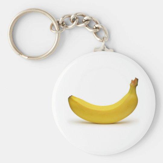 banana keychain