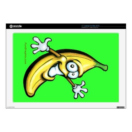 Banana Laptop Skins