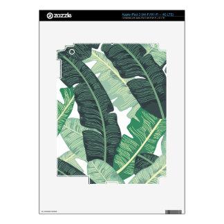 Banana Leaf iPad 3 Skin