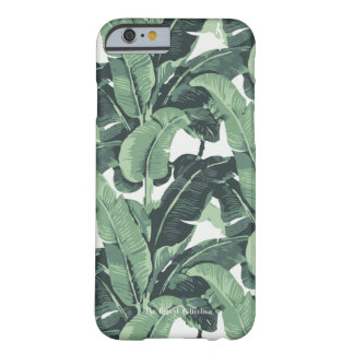 Banana Leaf iPhone 6/6s, Barely There Case