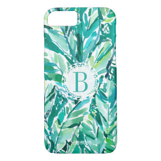 BANANA LEAF JUNGLE Green Tropical iPhone 8/7 Case