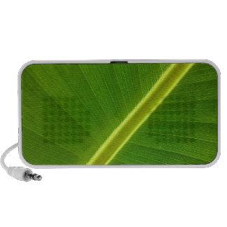 Banana Leaf Macro Speaker