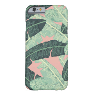 Banana leaf, Martinique Palms iphone 6 case