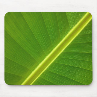 Banana Leaf Mouse Pad