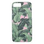 Banana leaf palms iPhone 7 case
