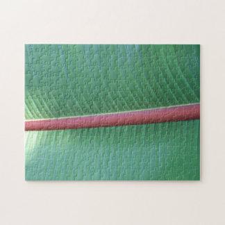 Banana Leaf Puzzle