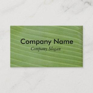 Banana leaves business cards zazzle banana leaf texture business card colourmoves