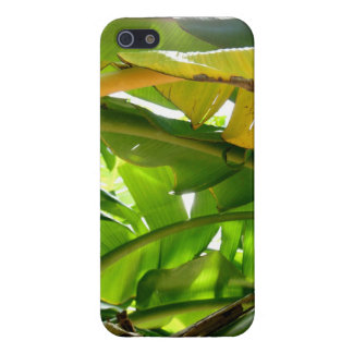Banana Leaves Case For iPhone SE/5/5s