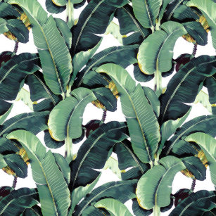 b6a5abd2a Banana Leaves Palm Tree Tropical Paper Napkins