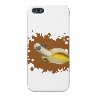 Banana Life is good Cover For iPhone 5