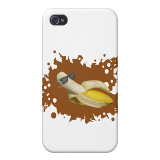 Banana Life is good iPhone 4/4S Cases