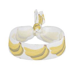 Banana lover elastic hair tie