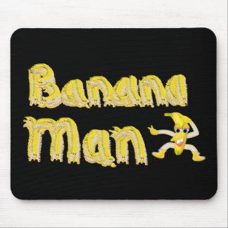 Banana Man Mouse Pad