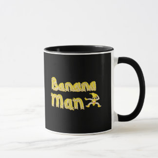Banana Man Mug