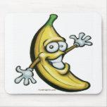 Banana Mouse Pad