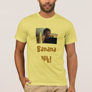 Banana Nik T-Shirt