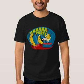 Banana party t-shirt