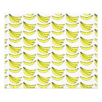 Banana Pattern. Flyer